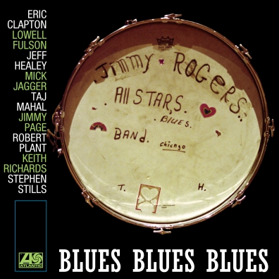 Jimmy Rogers All Stars (Джимми Роджерс ): Blues Blues Blues