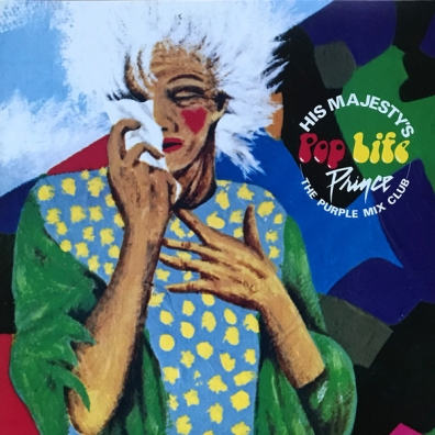 Prince (Принц): His Majesty'S Pop Life / The Purple Mix Club