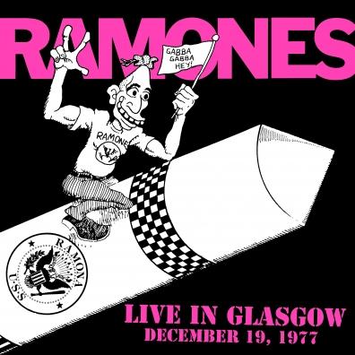 Ramones (Рамоунз): Live In Glasgow December 19, 1977