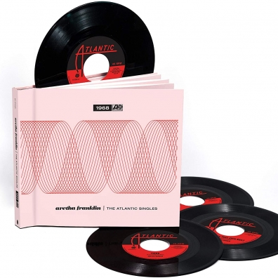 Aretha Franklin (Арета Франклин): The Atlantic Singles Collection 1968 (RSD2019)