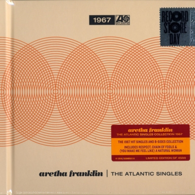 Aretha Franklin (Арета Франклин): The Atlantic Singles Collection 1967