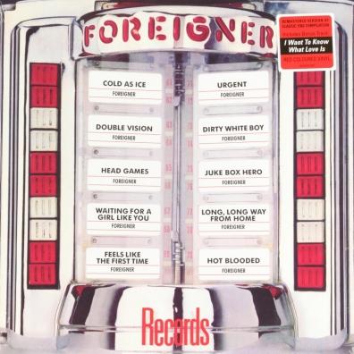 Foreigner (Форейне): Records