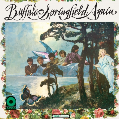 Buffalo Springfield (Буффало Спрингфилд): Buffalo Springfield Again (Mono)