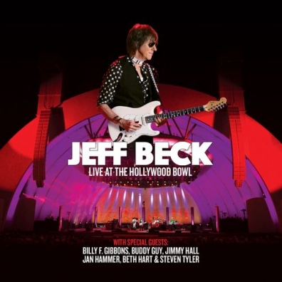 Jeff Beck (Джефф Бек): Live At The Hollywood Bowl