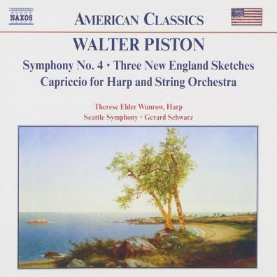 Walter Piston: Symphony No.4