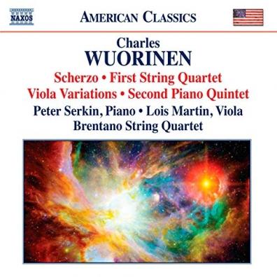 Charles Wuorinen (Чарльз Вуоринен): Chamber Music