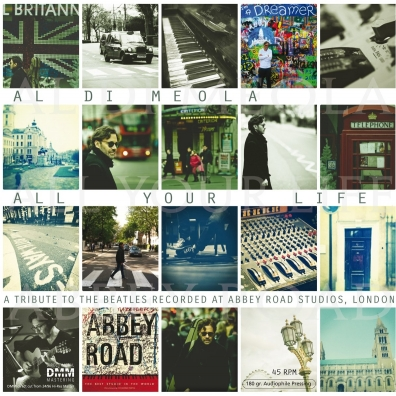 Al Di Meola (Аль ди Меола): Al Di All Your Life - A Tribute To The Beatles