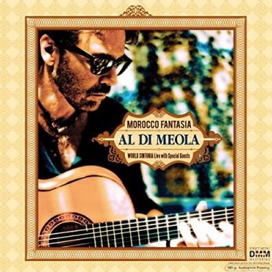 Al Di Meola (Аль ди Меола): Morocco Fantasia