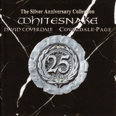 Whitesnake (Вайтснейк): The Silver Anniversary Collection
