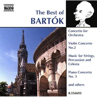 Béla Bartók (Бела Барток): The Best Of Bartok