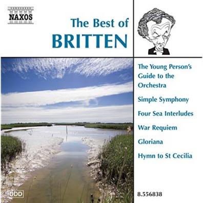 Benjamin Britten (Бенджамин Бриттен): The Best Of Britten