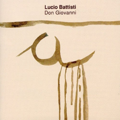 Lucio Battisti (Лучио Баттисти): Don Giovanni