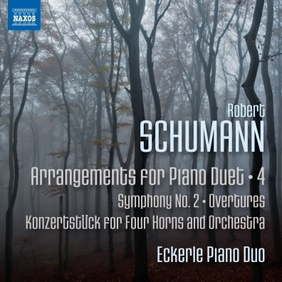 Robert Schumann: Arrangements for Piano Duet Vol.4