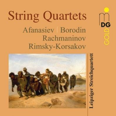 Rachmaninoff: Streichquartette