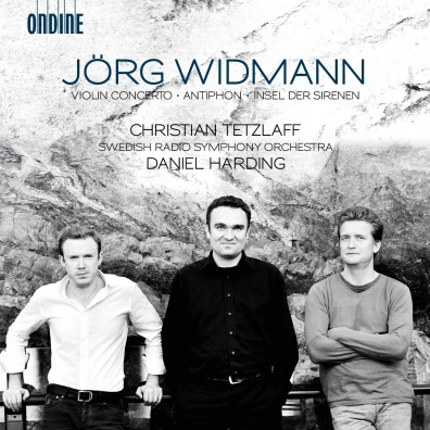 Jörg Widmann (Йорг Видманн): Violin Concerto. Antiphon. Insel Der Sirenen