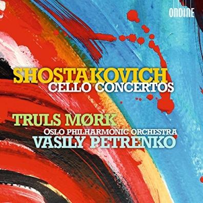 Dmitri Shostakovich (Дмитрий Дмитриевич Шостакович): Cello Concertos Nos. 1 And 2