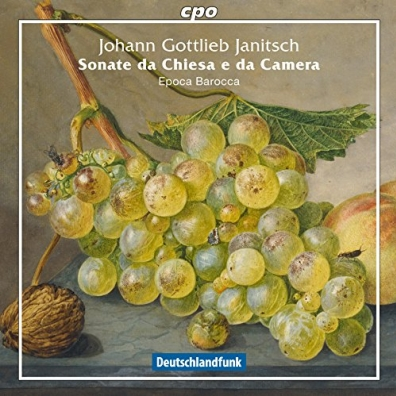 Johann Gottlieb Janitsch: Sonate Da Chiesa E Da Camera