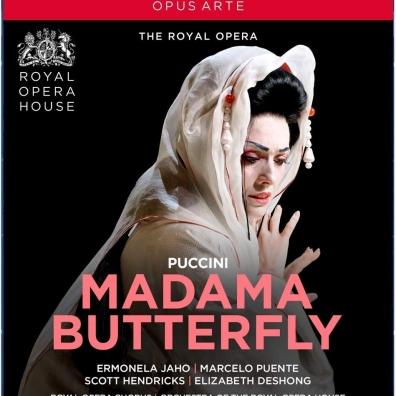 Giacomo Puccini (Джакомо Пуччини): Puccini: Madama Butterfly (Bd)