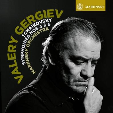 Mariinsky Orchestra (Мариинский Оркестр): Tchaikovsky: Symphonies 4+5