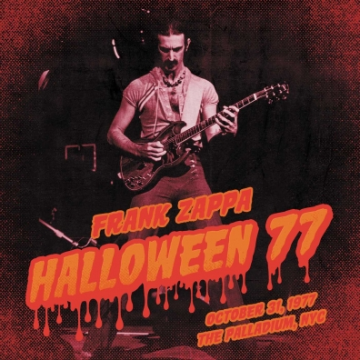 Farnk Zappa: Halloween Night 1977