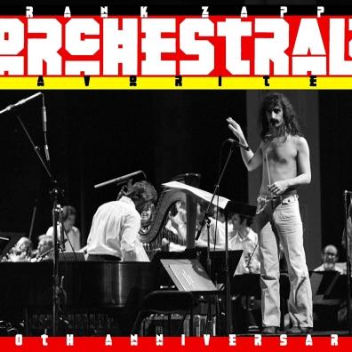 Frank Zappa (Фрэнк Заппа): Orchestral 40 Favorites