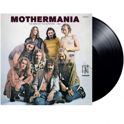 Frank & The Mothers Of Invention Zappa (Зе Монстерс оф инвентион): Mothermania: The Best Of The Mothers