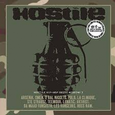 Hostile Hip Hop: Hostile Hip Hop