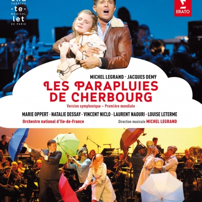 Michel Legrand (Мишель Легран): Les Parapluies De Cherbourg (Live From Paris' Chatelet Theatre, 2014)