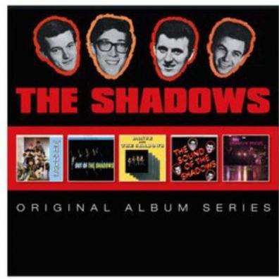 The Shadows (Зе Шадоуз): Original Album Series
