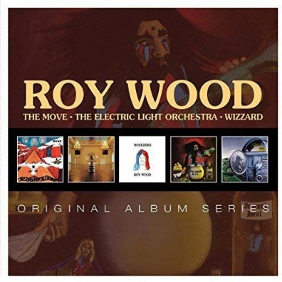 Roy Wood (Рой Вуд): Original Album Series