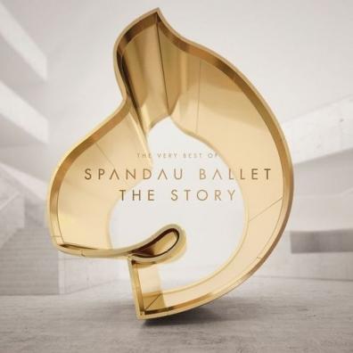 Spandau Ballet (Спандау Баллет): The Story - The Very Best Of