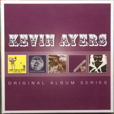 Kevin Ayers (Кевин Айерс): Original Album Series