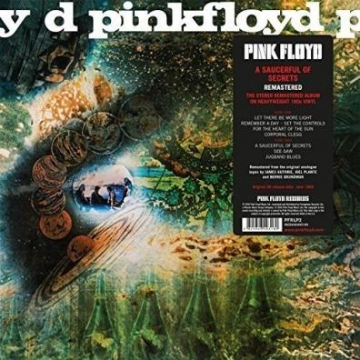 Pink Floyd (Пинк Флойд): A Saucerful Of Secrets