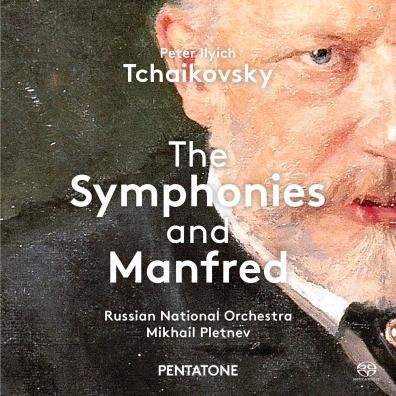 Petr Tchaikovsky: Symphonies/Manfred/Francesca Da Rimini/Etc