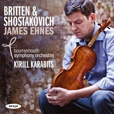 Britten (Бенджамин Бриттен): Britten & Shostakovich: Violin Concertos