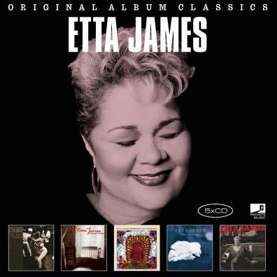 Etta James (Этта Джеймс ): Original Album Classics
