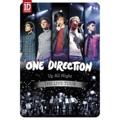 One Direction (Оне Директион): Up All Night - The Live Tour