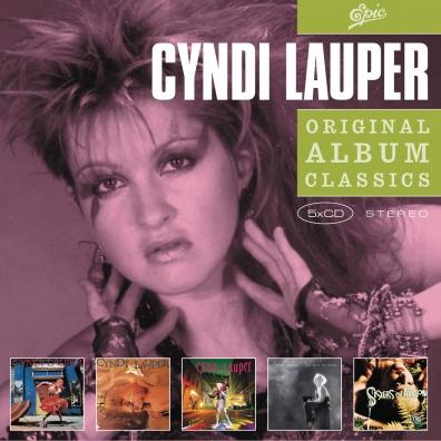 Cyndi Lauper (Синди Лопер): Original Album Classics