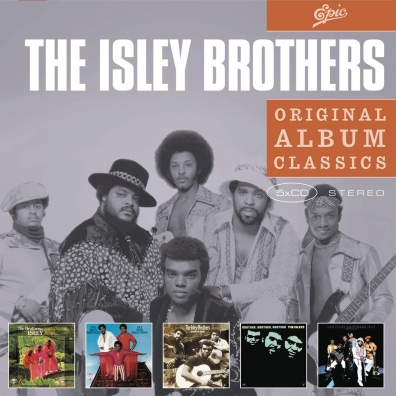 The Isley Brothers (Зе Ислей Бротерс): Original Album Classics