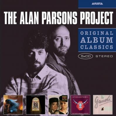 The Alan Parsons Project (Зе Алон Парсон Проджект): Original Album Classics