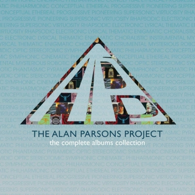The Alan Parsons Project (Зе Алон Парсон Проджект): The Complete Albums Collection