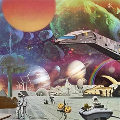Moon Rocks: Extraplanetary Funk, Space Disco And Galactic Boogie