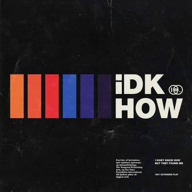 I DONT KNOW HOW BUT THEY FOUND ME: 1981 Extended Play