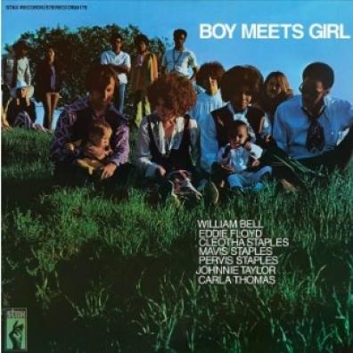 Boy Meets Girl: Classic Stax Duets (RSD2019)