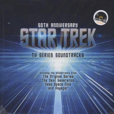 Michael Giacchino (Майкл Джаккино): Star Trek (RSD2019)