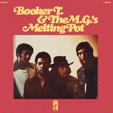 Booker T.: Melting Pot