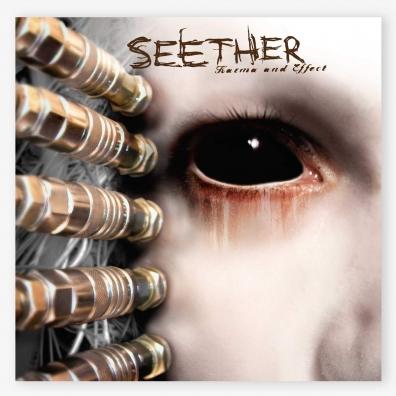 Seether (Сизер): Karma And Effect