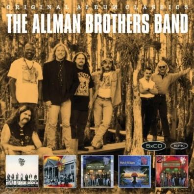 The Allman Brothers Band (Зе Олман Бразерс Бэнд): Original Album Classics