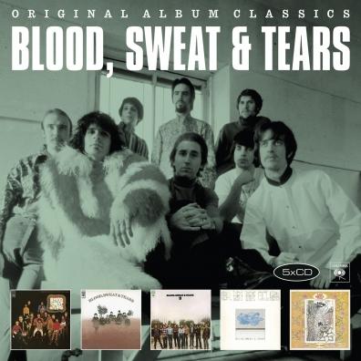 Blood, Sweat & Tears (Блоот Свеат Теарс): Original Album Classics