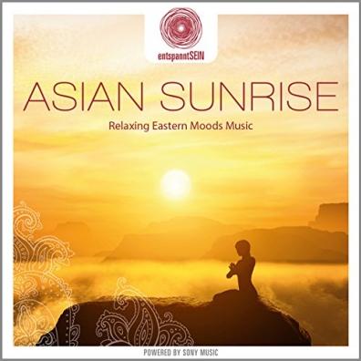 Entspanntsein: Asian Sunrise